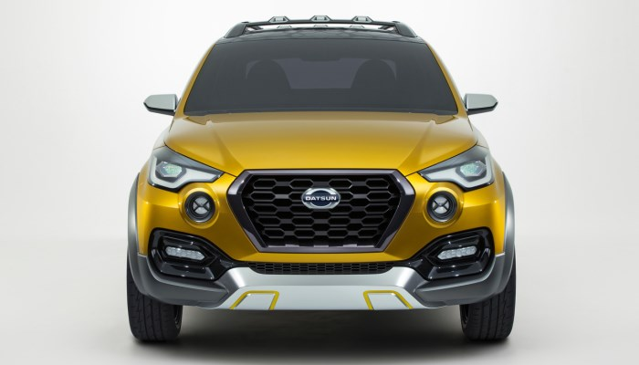 Datsun GO-cross 2016