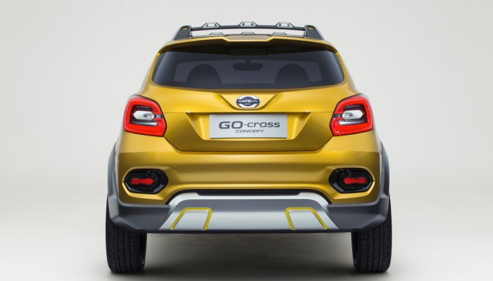 Datsun GO-cross -foto