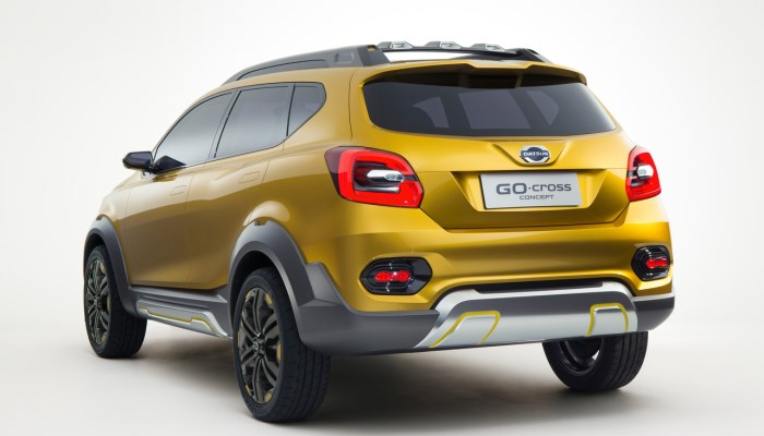foto-Datsun GO-cross 2016